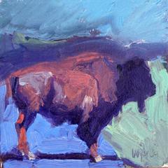 Stephen Wysocki - Oil Painting