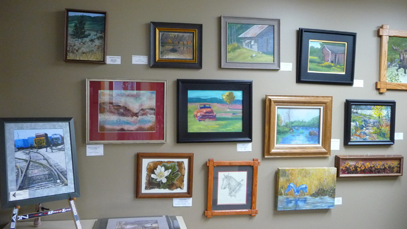 The Frame UP Gallery