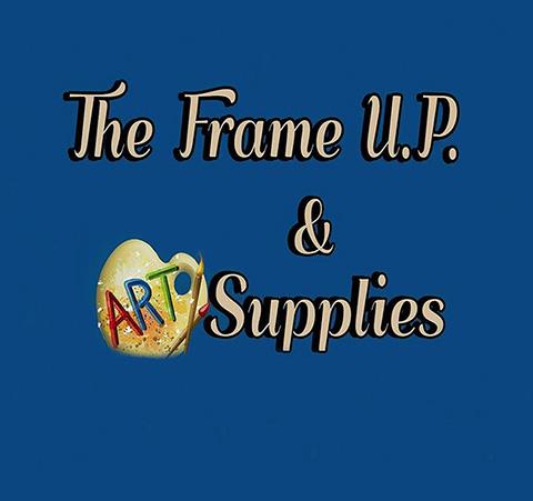 The Frame UP & Art Supplies