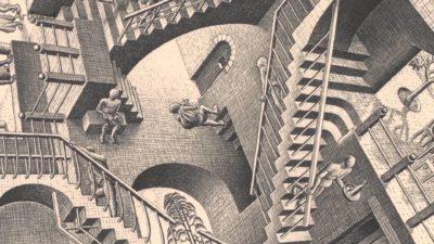 M.C. Escher exhibit