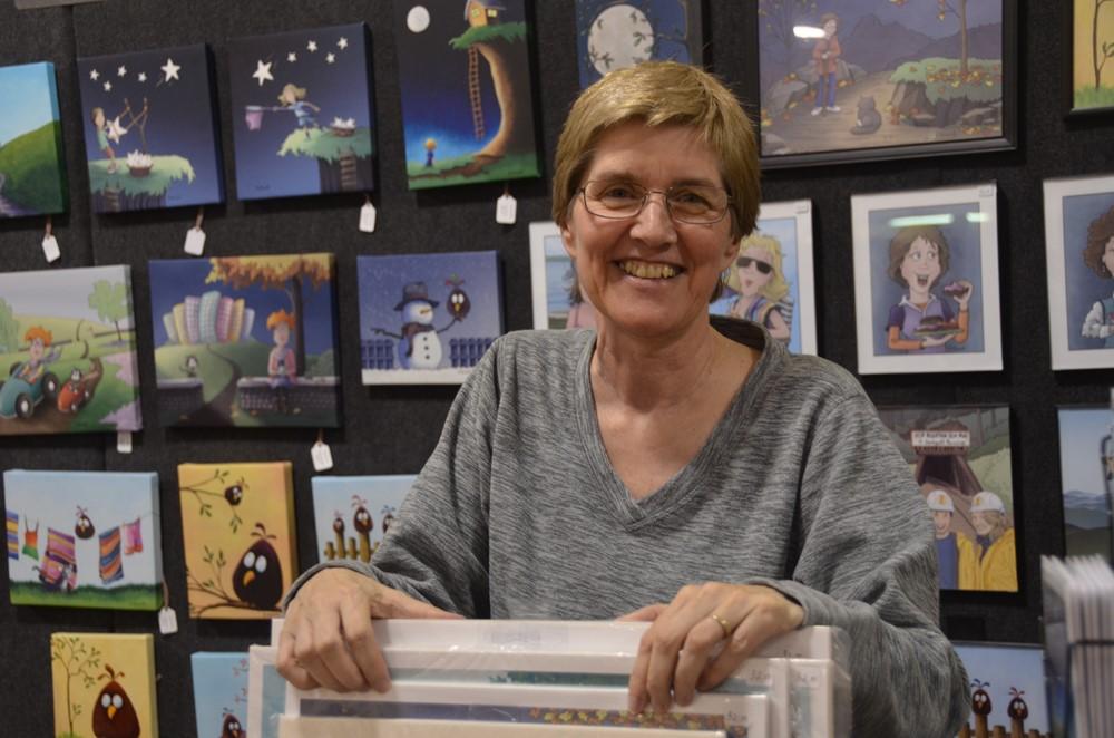 Kathy Kuczek Whimsy illustrations