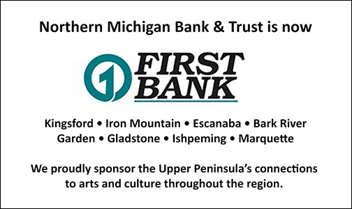 Borderland Arts Sponsor First Bank