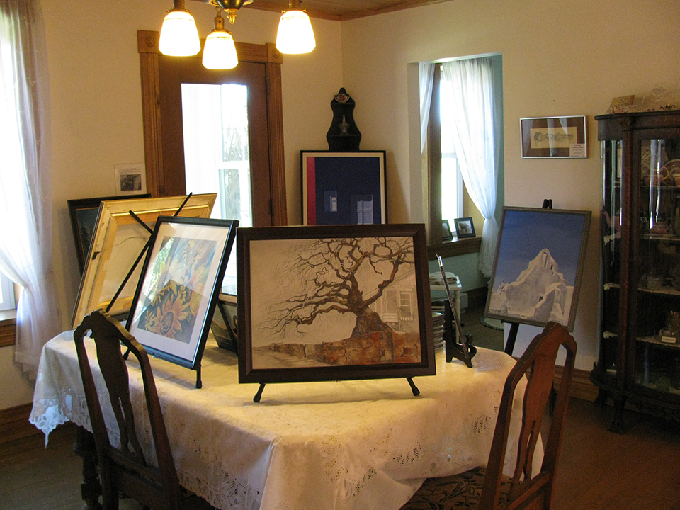 Menghini Museum Art Show